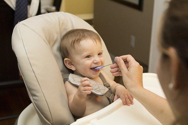 dítě a stravování